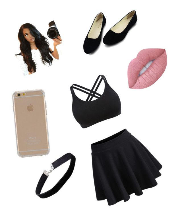 """""""Untitled #24"""" by jessfry10 on Polyvore featuring WithChic, Agent 18, Miss Selfridge and Lime Crime"""