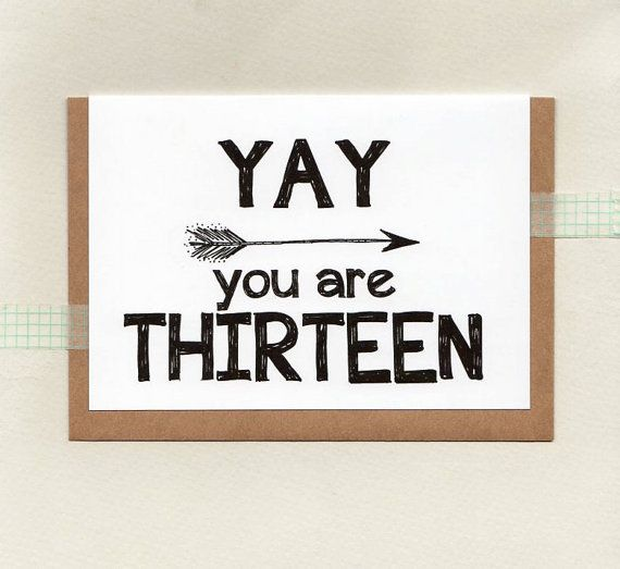 YAY you are THIRTEEN or choose another age . by ThePaisleyFive