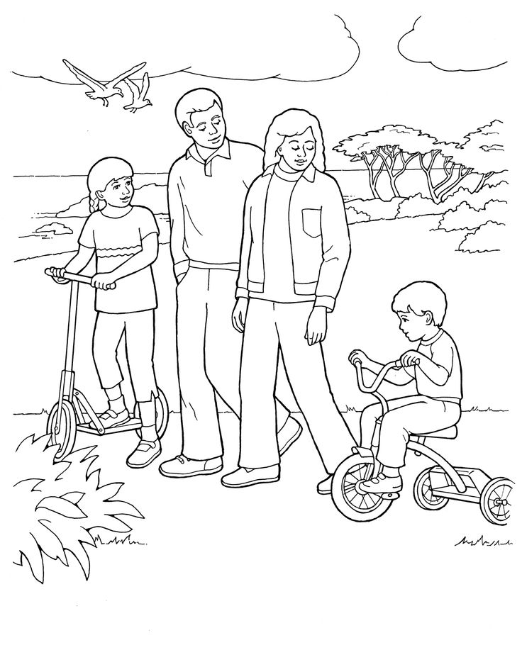 The Line Art And Living : Best lds primary coloring pages images on pinterest