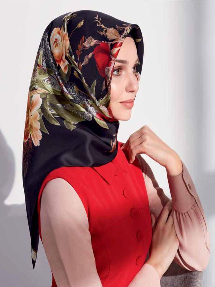 Armine Alverno Muslim Girl Hijab that Makes You Feel in Love Again - Beautiful Hijab Styles