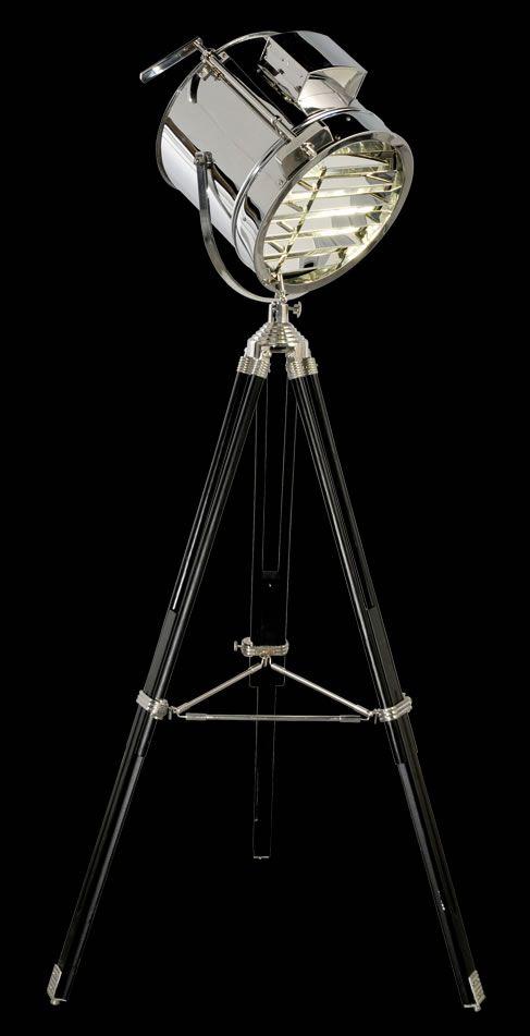 Lamp.Pie NA-LP Nautic 1L.E27 c/Pers.Ac.|GMGE
