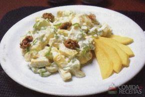 Receita de Salada waldorf em receitas de saladas, veja essa e outras receitas aqui!