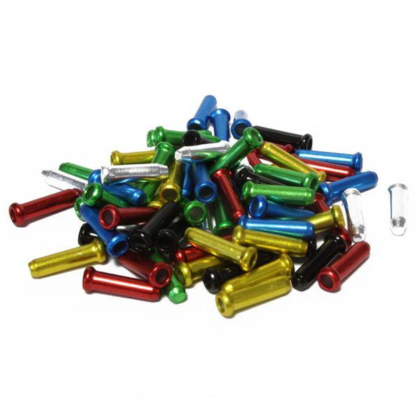 Uberbike Inner Cable End Caps - Pack of 10