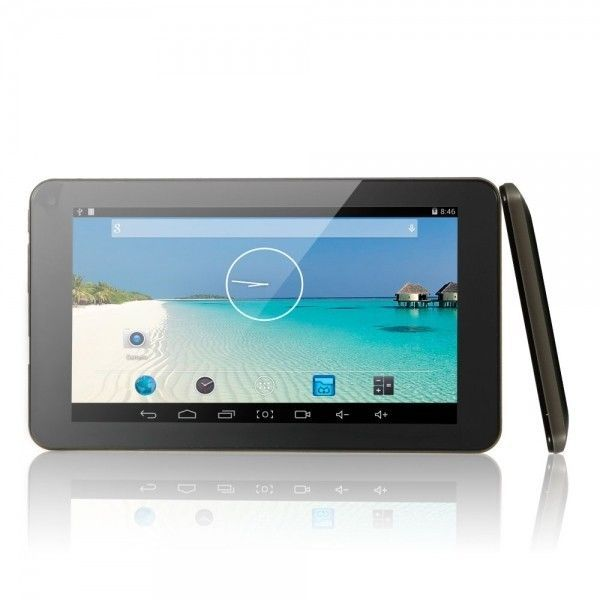 7 inch Android 4.4 8GB ATM7021 Dual Core Tablet PC Dual Camera HDMI Capacitive G