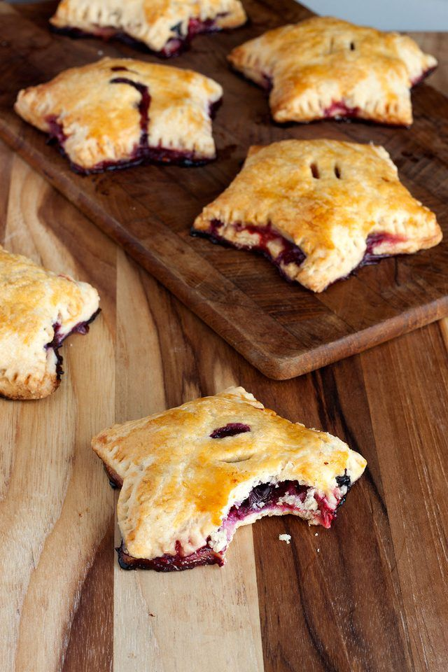 How to Make Star-Shaped Berry Hand Pies   eHow