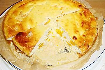 Käsekuchen, kalorienarm nur 85 kcal pro Stück