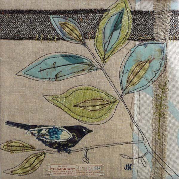Jo Hill Textiles on Etsy