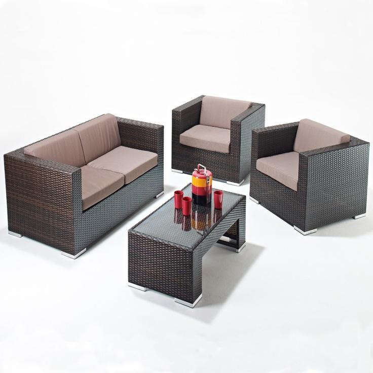 $197 Rattan Furniture Set