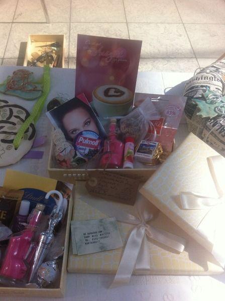 Anti-Aging Produkte - Glitzerbox - ein Designerstück von Lausitzkind-Eventschmuck bei DaWanda