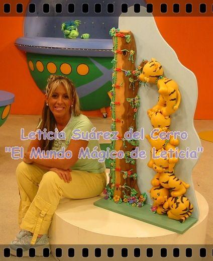 """""""Leticia Suárez del Cerro"""""""