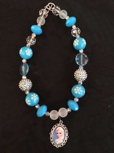 Elsa's Wonderland Frozen Necklace