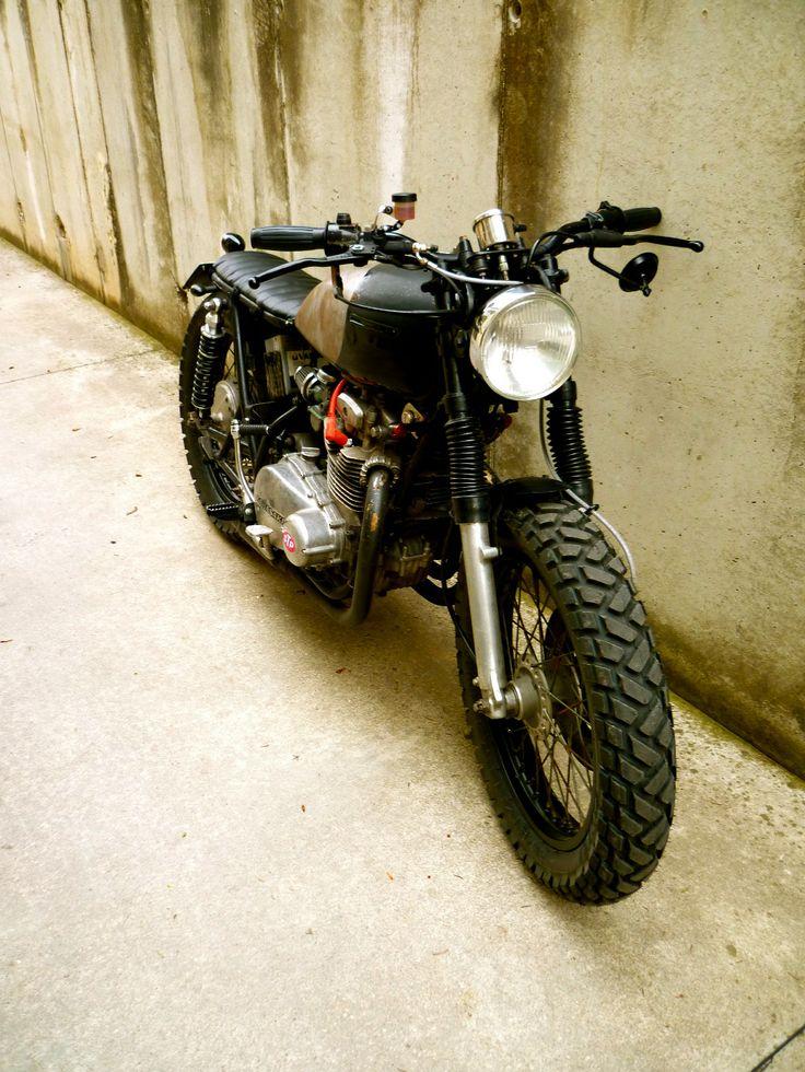 street-tracker   bobber   bikes