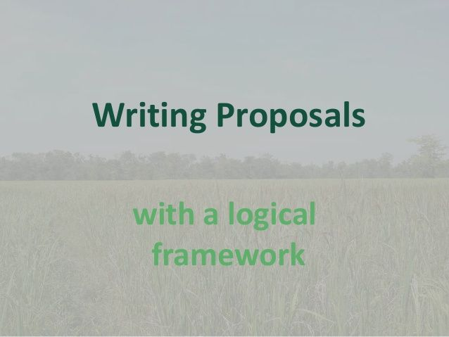 The 25+ best Proposal writing ideas on Pinterest Writing a - program proposal