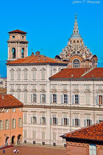 Palazzo Reale, Torino, Piedmont, Italy