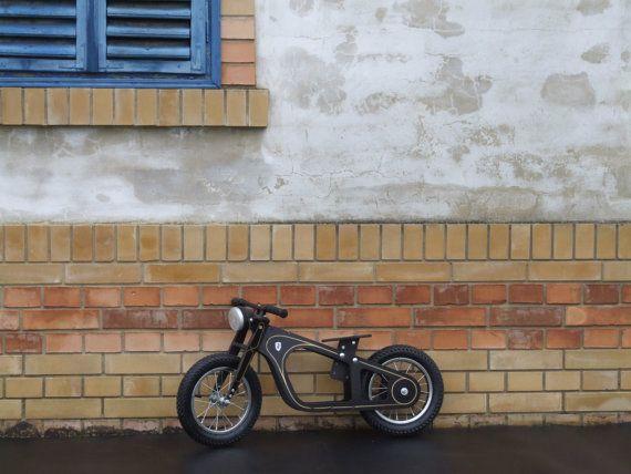 Zundapp Balance-bike oldtimer style bike for beginners