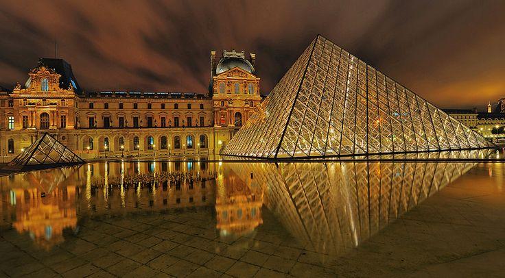 the LouvreThe Louvre, Art Museum, Vacations Spots, Paris France, Amazing Places, Louvre Paris, France Paris, Amazing Photos, Fields Trips