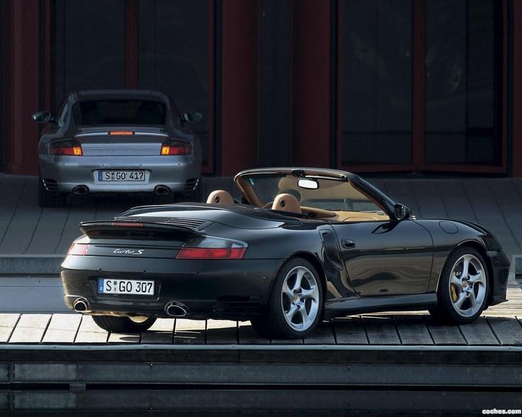 Porsche 911 turbo s 2003 2006