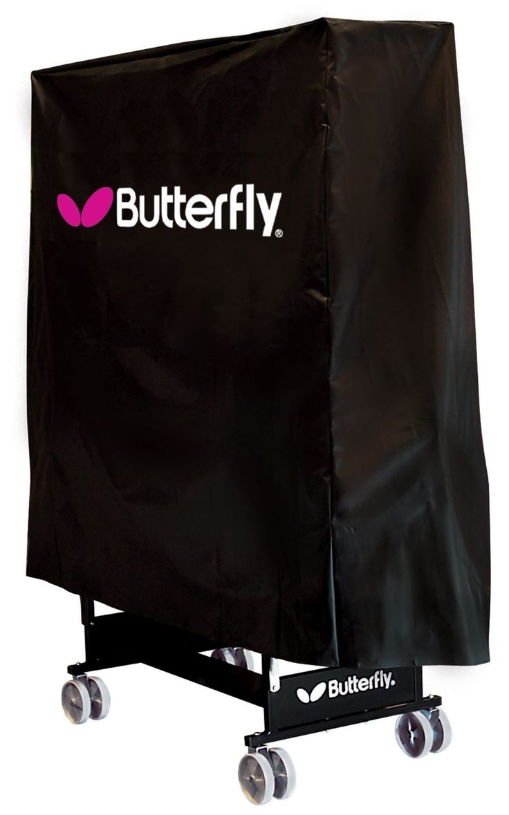 Amazon.com: Butterfly TC1000 Table Tennis Table Cover: Sports & Outdoors