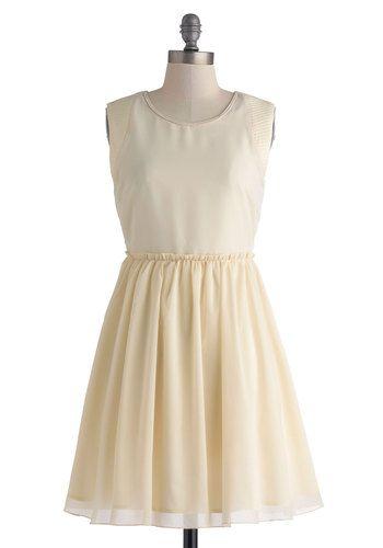 Va-Va-Vanilla Dress, #ModCloth