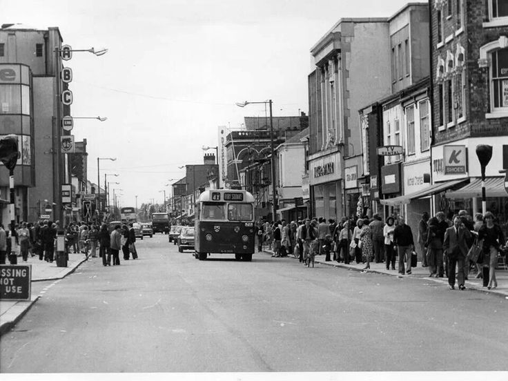 Freeman Street The Old Days In Grimsby Pinterest Street