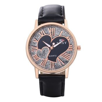 SJWH0033A SJ Unique Personalized Design Couple Wristwatch Leather Watch Strap Heart to Heart Dial Fashion Lover Quartz Watch    http://www.shangjiejewelry.cn/product/60487318575-803381438/SJWH0033A_SJ_Unique_Personalized_Design_Couple_Wristwatch_Leather_Watch_Strap_Heart_to_Heart_Dial_Fashion_Lover_Quartz_Watch.html