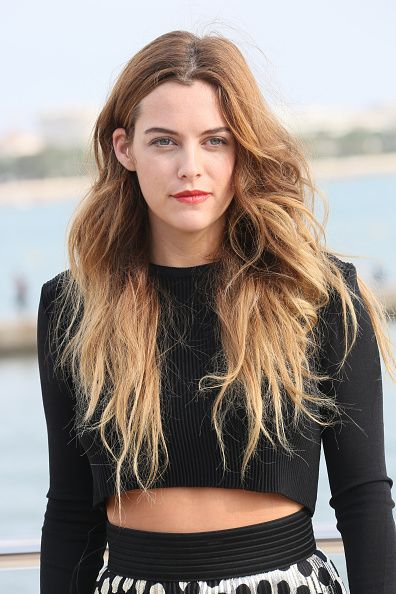 Riley Keough attends 'The Girlfriend Experience' Photocall as part of MIPCOM 2015 on La Croisette on October 5 2015 in Cannes France