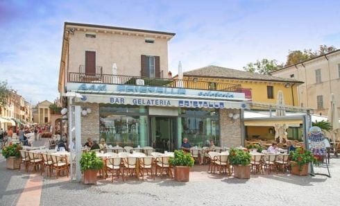 Gelateria - Cristallo in bardolino. Best Ice Cream.... hmmm!