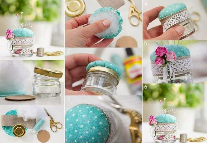 pincushion free tutorial – Seen on Pintrest, loved and pinned by Craft-seller.com. The only magazine for those who love to make and sell.