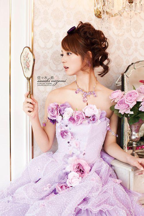 """kawaii-sexy-love: Nozomi Sasaki 佐々木希 walkingthruafog: Princess """