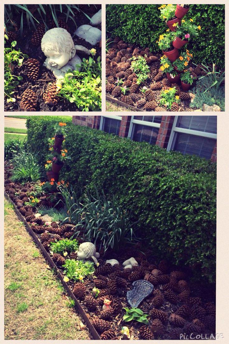 10 best pine cone mulch images on Pinterest | Mulches, Garden ...