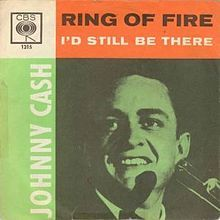 Ring of Fire was #80 on the Billboard charts