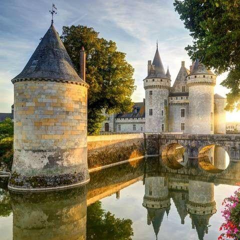 400 Burgen und Schlösser entlang der Loire, Frankreich