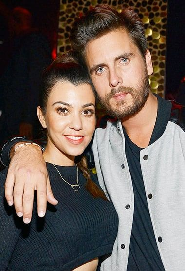 Scott Disick joked that he and ex Kourtney Kardashian are getting back together in a new Snapchat video — see what he said!