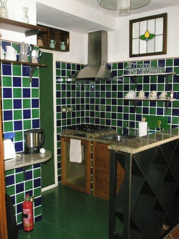 Apartment - Küche