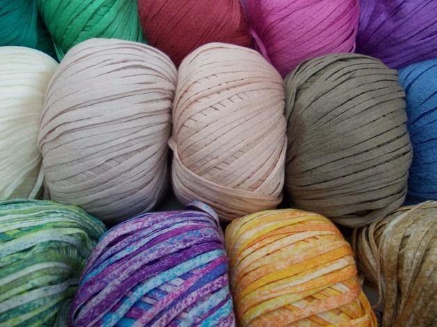 Hilos y lanas - Scilla_836 - hecho a mano por elsindromelanar en DaWanda