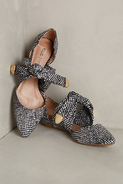 Graciela D'Orsays - anthropologie.com Looks like I picked a bad week to give up new shoes!