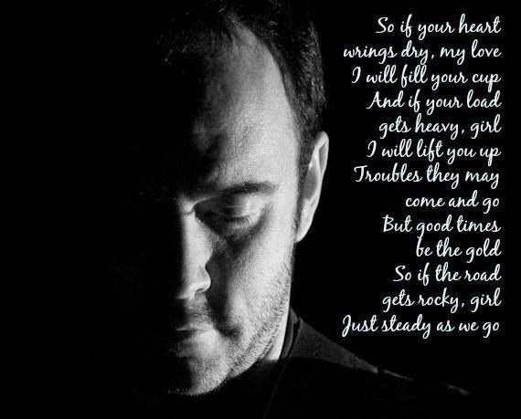 Dave matthews band good time lyrics