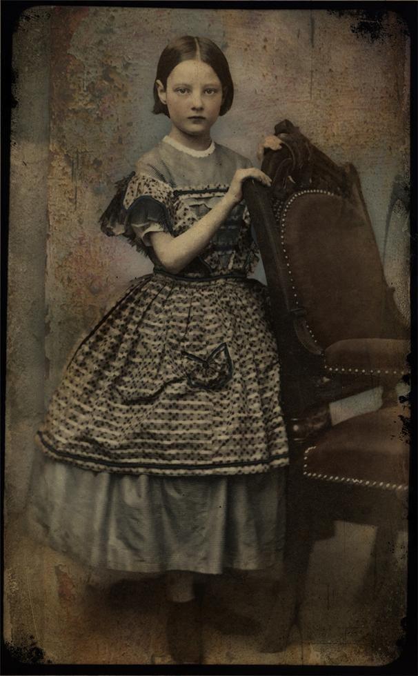 """ Vintage Beauty , Photo """