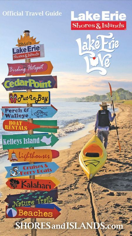 Lake Erie Shores and Islands - Official Visitors Guide