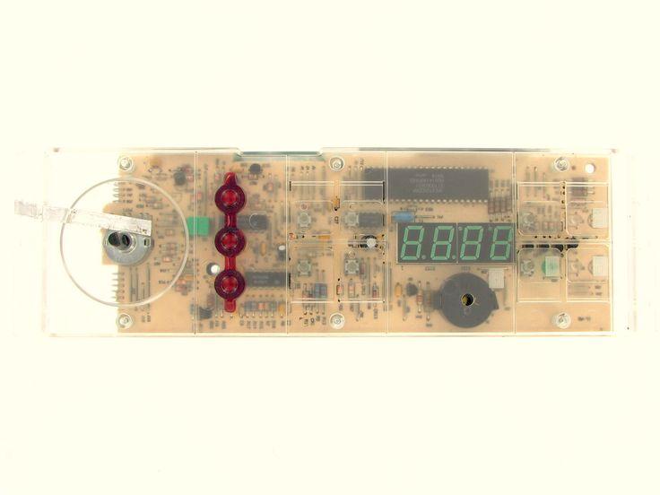 Ge Hotpoint Kenmore Wb27k5128 Range Electronic Control