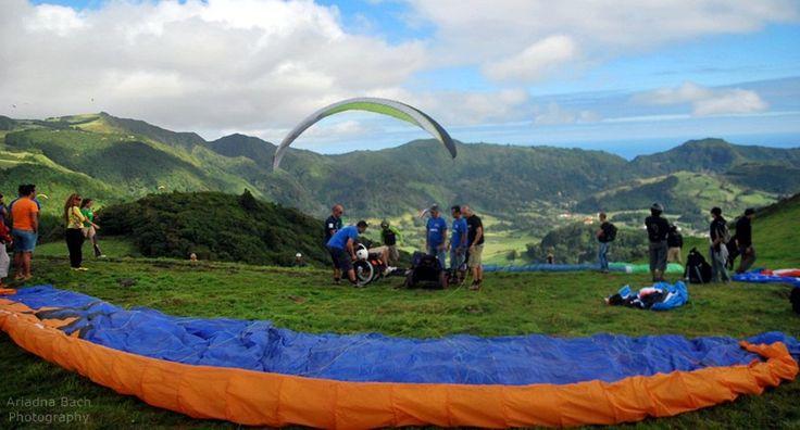 18º Festival de Parapente dos Açores 2012 | Photography & Experiences, Azores, Portugal - Paragliding