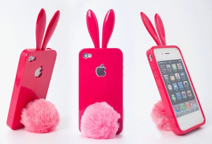 Pokrowiec królik z podstawką  #pokrowiec #krolik #rozowy #sprzedam