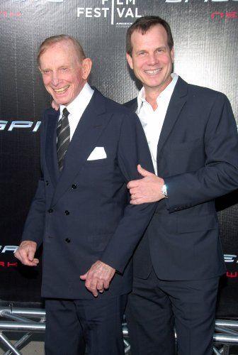 Bill Paxton and John Paxton