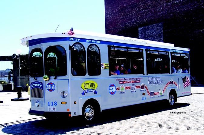 Key West Hop-on Hop-off Narrated Trolley Tour