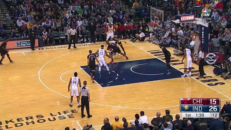 Jimmy Butler (25 Points) Highlights  - Bulls vs Pacers  - December 30, 2016