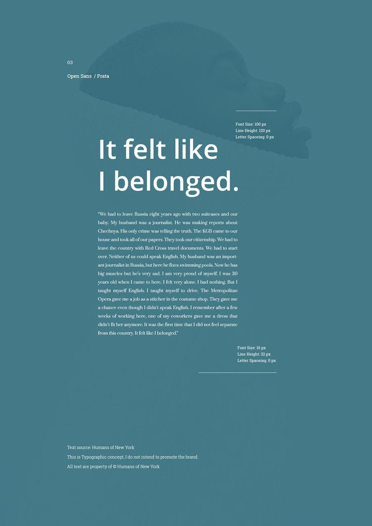 Best Google font combinations and typeface pairings - 3