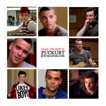 A fanfiction site I religiously follow. Puckurt all the way!