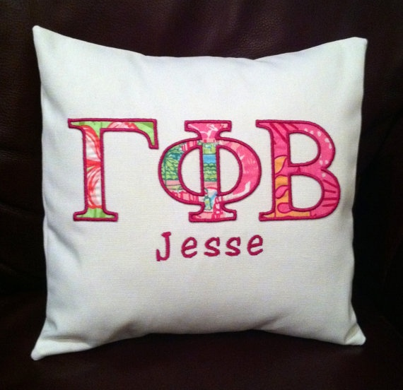 Sorority Pillows Ideas: 122 best Delta Gamma ΔΓ   Nautical  Anchor  Sorority  DG images on    ,