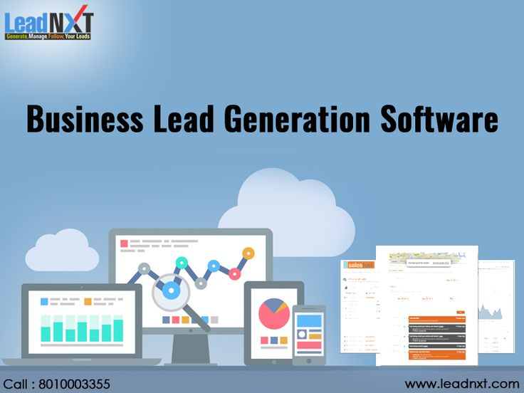 Our Business Lead Generation Software help to create more sales leads and improve their business leads. Its helps organizations for identify, capture, and convert leads into definite sales. Withe the help of BLGS (Business Lead Generation Software) you can Increase sales revenue.  Get More Details Visit:- http://leadnxt.com/lead-generation.html  Facebook Link: https://www.facebook.com/LeadNxt  Email ID: info@leadnxt.com  Phone No: 8010003355  Contact Us: D-67, Sector-2, Noida