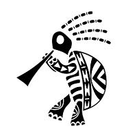 TATTOO OF Kokopelli turtle,fertility, life tattoo - TattooTribes.com